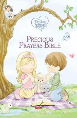 NKJV Precious Prayers Bible (Hard Cover)