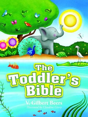 The Toddlers Bible (Hard Cover)