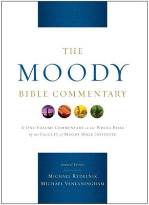 Moody Bible Commentary (Hard Cover)