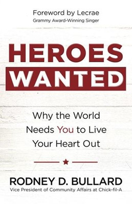 Heroes Wanted (Paperback)