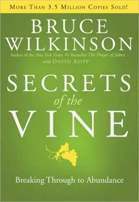 Secrets of the Vine (Hard Cover)