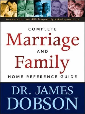 Complete Marriage Family Reference Guide (Paperback)