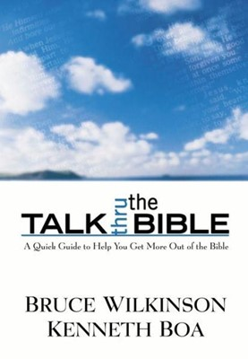 Talk Thru the Bible (Hard Cover)