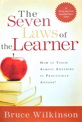 The Seven Laws of the Learner (Hard Cover)