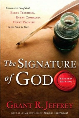 The Signaure of God (Paperback)