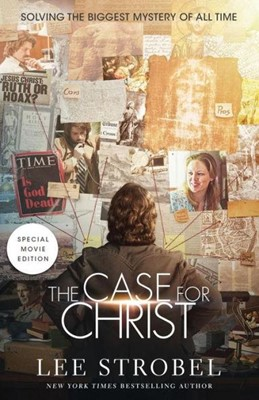 The Case for Christ Movie Edition (Paperback)