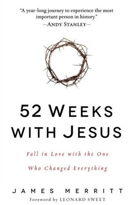 52 Weeks with Jesus (Hard Cover)