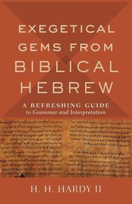Exegetical Gems from Biblical Hebrew (Paperback)