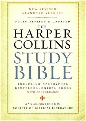 The HarperCollins Study Bible