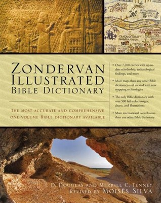 Zondervan Illustrated Bible Dictionary HC (Hard Cover)
