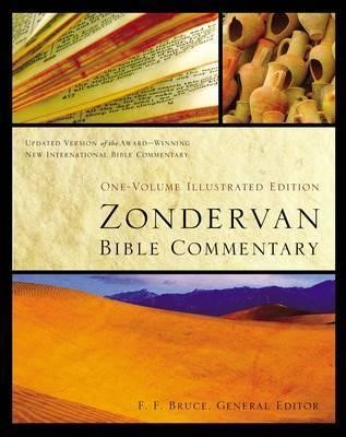 Zondervan Illustrated Bible Commentary One Vol. (Hard Cover)