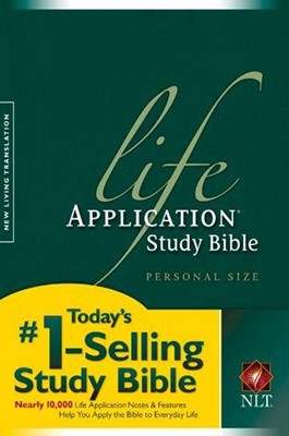 NLT Life Application SC PS 2nd ed (Paperback)