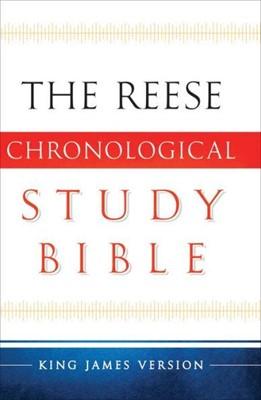 The Reese Chronological Study Bible, KJV