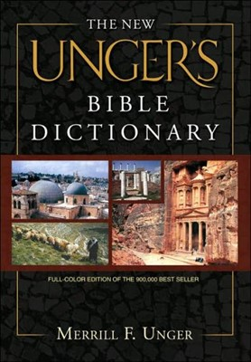 New Ungers Bible Dictionary (Hard Cover)