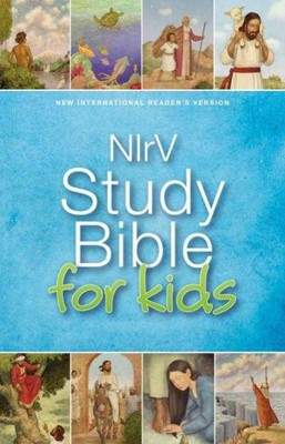 NIRV Study Bible for Kids (Hard Cover)