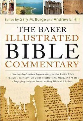 THE BAKER ILLUSTRATED BIBLE COMMENTARY (Hard Cover)