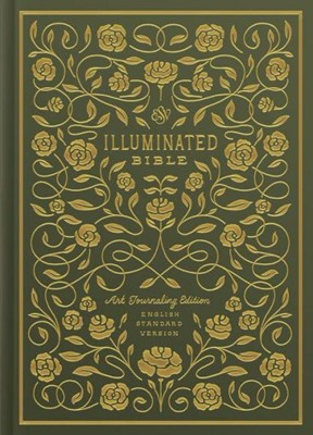 ESV Illuminated Bible Journaling Art Ed HC (Hard Cover)
