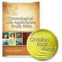 NLT Chronological Life Application Study Bible HC (Hard Cover)