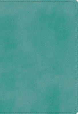 ESV Student Study Bible - Trutone Turquoise