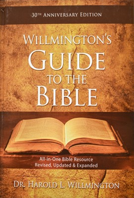 Willmington's Guide to the Bible – Rev (Hard Cover)