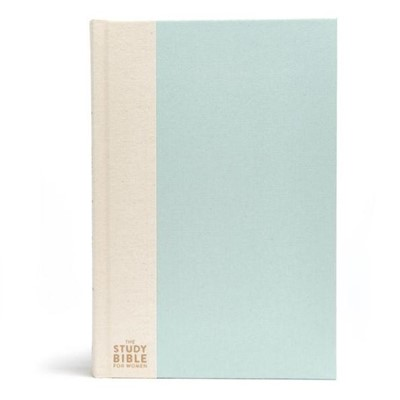 CSB THE STUDY BIBLE FOR WOMEN HC (Hard Cover)