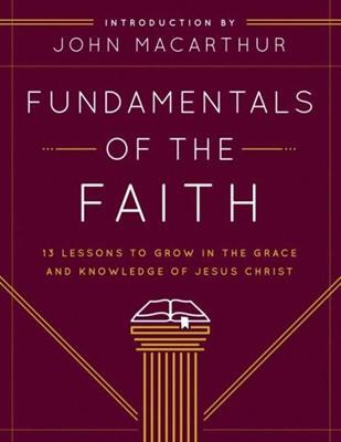 Fundamentals of Faith (Paperback)