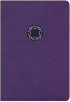 NKJV Deluxe Gift & Award Bible Purple