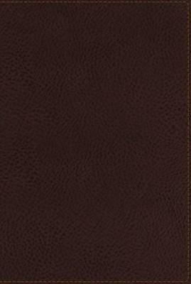 NKJV CLASSIC SERIES GIANT PRINT REF. BIBLE EARTH BRN LS (Paperback)