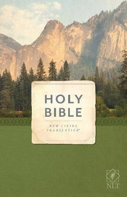 NLT Outreach Bible SC (Paperback)