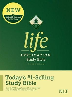 NLT Life Application 3rd Ed. SB HC (Hard Cover)