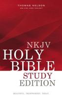 NKJV Outreach Bible Study Edition SC (Paperback)