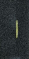 NKJV Checkbook Bible (Bonded Leather)