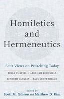 Homiletics and Hermeneutics (Paperback)