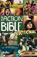 The Action Bible Devotional (Paperback)