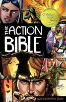 The Action Bible (Hard Cover)