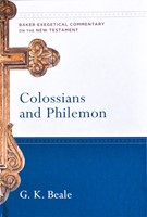 Colossians and Philemon (Hard Cover)
