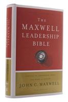 NKJX Maxwell Leadership Bible 3rd Ed HC (Hard Cover)