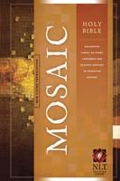 NLT Holy Bible Mosaic HC (Hard Cover)