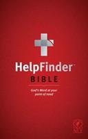 NLT Help Finder Bible SC (Paperback)