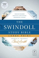 NLT Swindol Study Bible LP HC