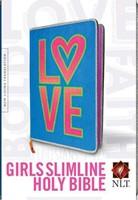NLT Youth Slimline Bible HC (Hard Cover)