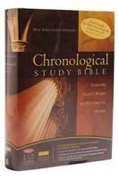 NKJV Chronological Study Bible HC (Hard Cover)