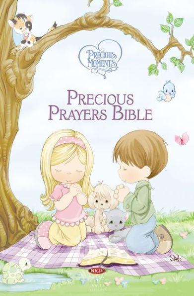 NKJV Precious Prayers Bible