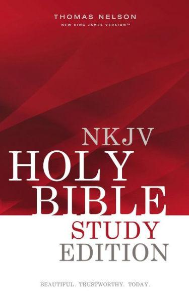 NKJV Outreach Bible Study Edition SC
