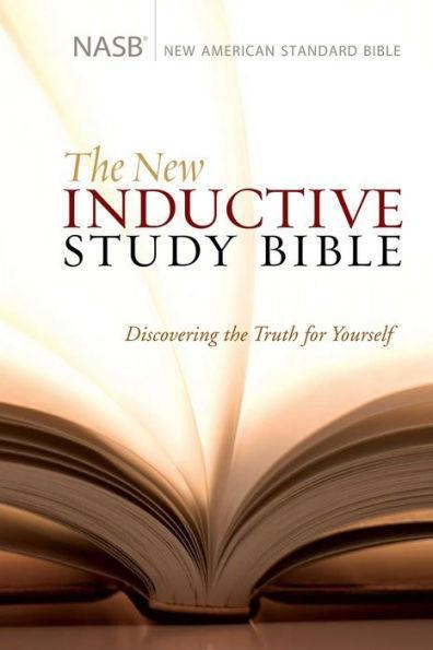 NASB New Inductive Study Bible HC