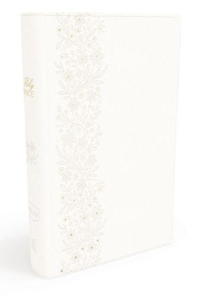 NKJV Brides Bible White