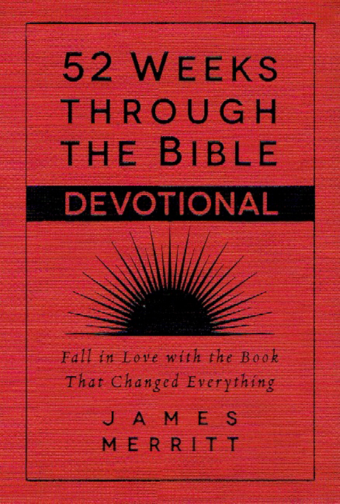 52 Weeks Through the Bible Devotional
