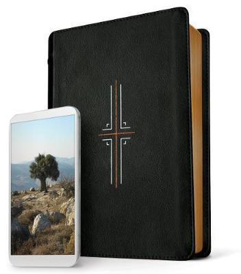 NLT Filament Study Bible Black LL