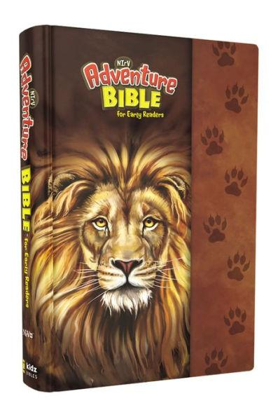 NIRV Adventure Bible Early Readers