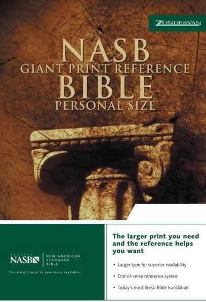 NASB GP Ref Bible PS Burg Bnd